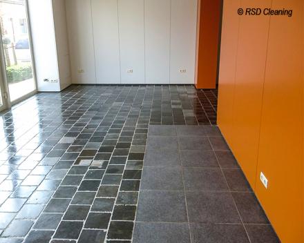 Professionele reiniging van natuursteenvloer_RSD Cleaning